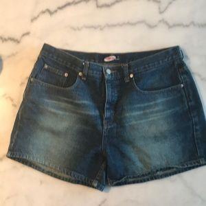 Genetic Denim Shorts. NWOT.